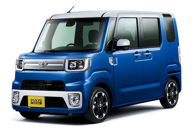 """トヨタ 「ピクシス メガ」Gターボ """"SA II"""" /レジャーエディション""""SA II"""" (2WD)"""