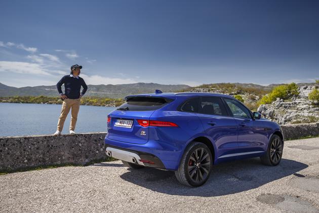 「ジャガーがあえてクロスオーバー車を造る意義とは」新型 SUV「ジャガー F-PACE」海外試乗レポート/金子浩久