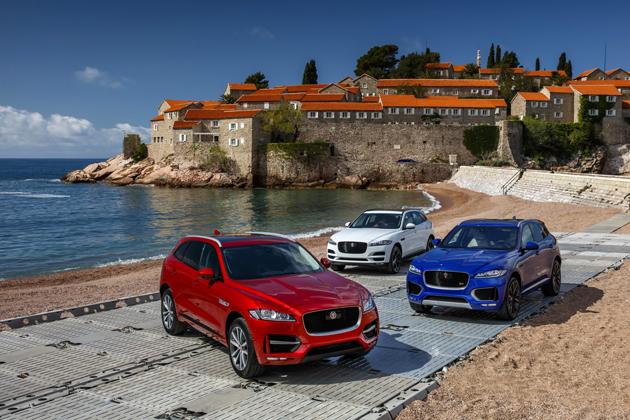 ジャガーがあえてクロスオーバー車を造る意義とは/新型 SUV「ジャガー F-PACE」海外試乗レポート