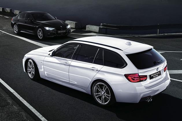 "BMW 3シリーズセダン/ツーリングCelebration Edition ""Style Edge"""