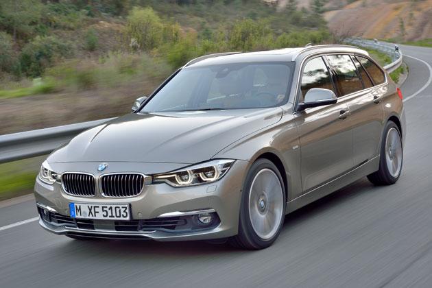 BMW 3シリーズ(ツーリング)