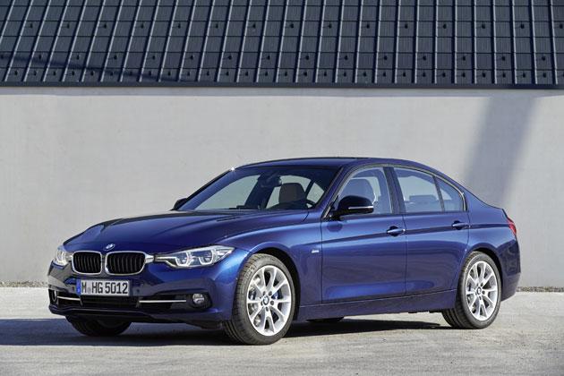 BMW 3シリーズ(セダン)