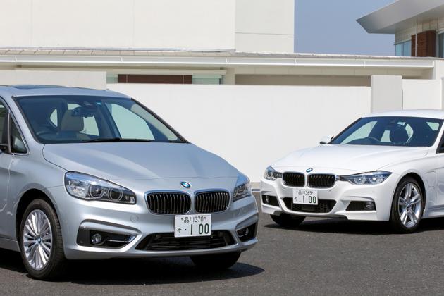 BMWのカラーをしっかり受け継いだPHV、「330e/225xe」試乗レポート
