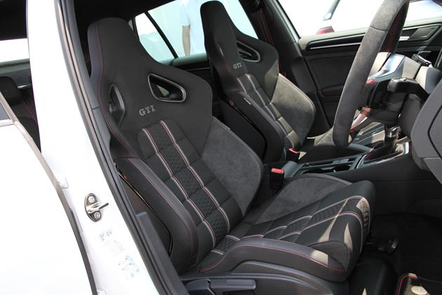 Volkswagen Golf GTI Clubsport Track Edition