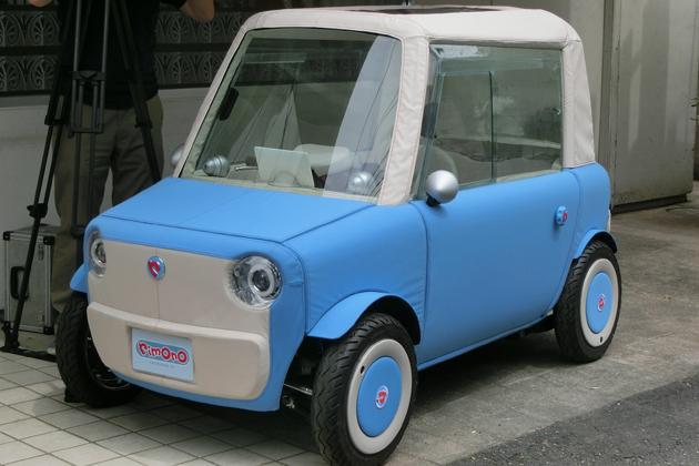 14歳で!?元EVの仕掛け人が原付免許で乗れる小型EVを目指す「リモノ」って何だ?