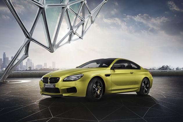 BMW M6クーペ セレブレーション エディション コンペティション
