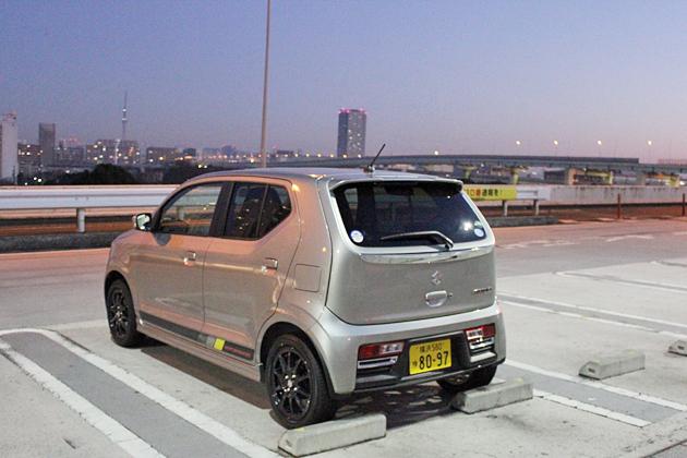 スズキ アルトワークス燃費レポート/総評