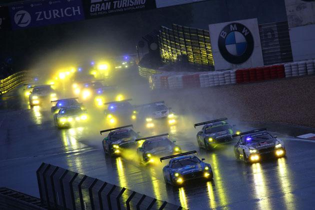 スバル WRX STI ニュルブルクリンク24時間レース