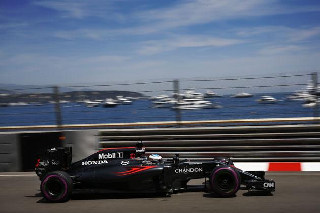 【ホンダレースレポート】予選/F1 モナコGP(2016)