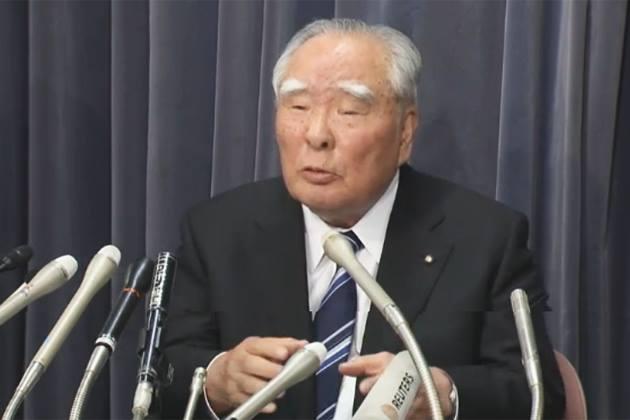 スズキ株式会社 代表取締役会長 鈴木 修氏