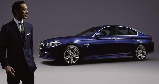 """BMW 5シリーズCelebration Edition """"BARON""""(セレブレーション・エディション・バロン)"""