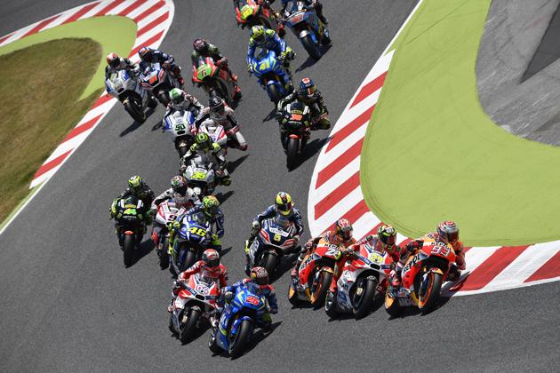 決勝/MotoGP 第7戦 カタルニアGP(2016)