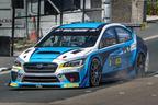 スバル「WRX STI」マン島TTコースで最速記録を樹立