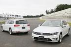 VWのプラグインハイブリッド第2弾「パサートGTE」は、GTIにも引けをとらないパフォーマンスを発揮!