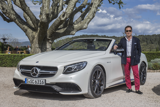 Mercedes-AMG S63 AMG Cabriolet