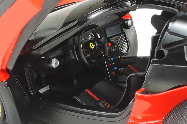 タミヤ「フェラーリ FXX K」※塗装済み