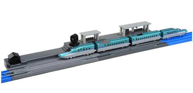 プラレール H5系新幹線・連続発車ステーションセット