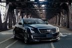 キャデラック「ATS」、迫力あるホイール装備の特別仕様車「Luxury Sport Edition」を発売