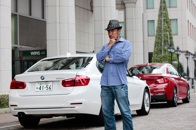 """「あぁ、BMWって素晴らしい!」/""""愛すべき""""魅力あるクルマ達を絶賛する"""