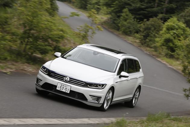 VW製PHEVの魅力は燃費だけじゃない!/新型「パサートGTE」試乗レポート