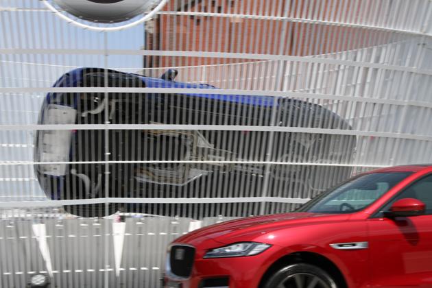 ジャガー 新型SUV「F-PACE」発表会/スペシャルイベント「THE JAGUAR WEEK」[2016年6月14日(火)~19日(日):横浜赤レンガ倉庫(神奈川県横浜市中区)] スペシャルレポート