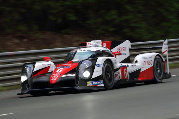 TOYOTA GAZOO Racing ル・マン車両