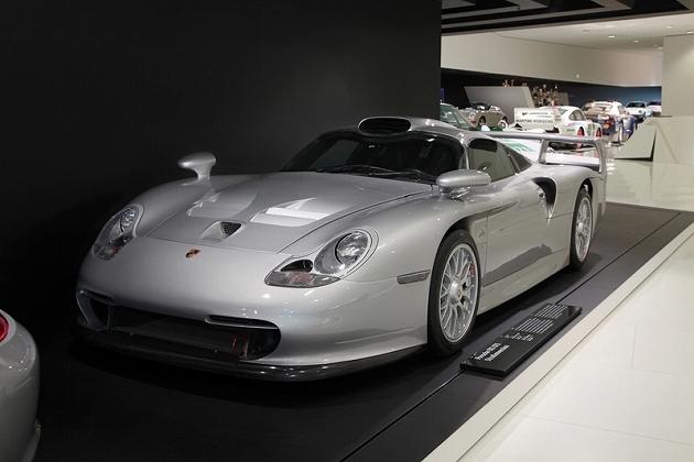 1997年 911 GT1