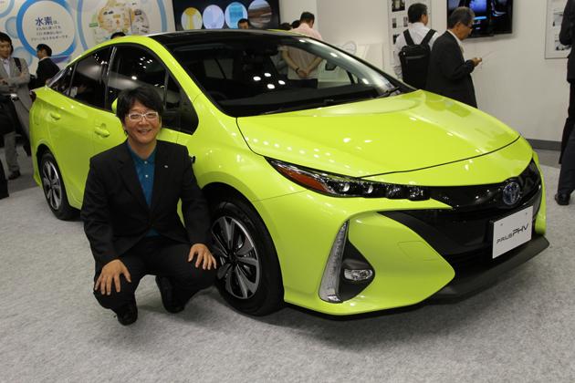 トヨタ 新型「プリウスPHV」