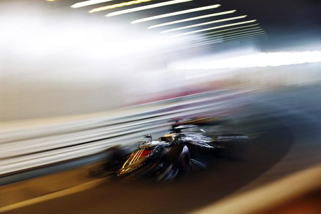 2016 F1GP マクラーレン・ホンダF1