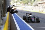 スペインGPから調子を上げてきた復帰2年目のホンダF1に追い風が吹き始めた
