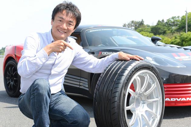 好バランスのスポーティタイヤ「横浜ゴム ADVAN FLEVA V701」試乗レポート