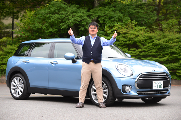 MINI CLEAN DIESEL ALL LINE UP 試乗レポート/山本シンヤ
