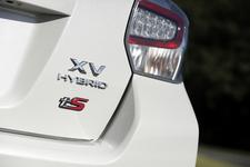 STI XVハイブリッド tSコンセプト