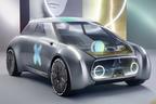MINIが描く未来予想図、100年後のカーシェアは自動でお迎え機能!?
