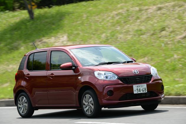 トヨタ 新型パッソ