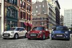 ユニオンジャックカラーのミニ ワン限定車を発売 ~BMWグループ100周年記念モデル~