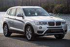 BMW、X3/X4にドライバー支援システムなどを標準装備