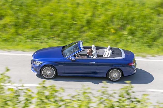 魅惑の4シーターオープン/メルセデス・ベンツ「Cクラスカブリオレ」海外試乗レポート