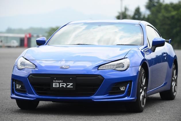 スバル BRZ GT(プロトタイプ)