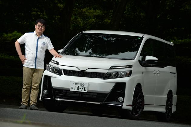 トヨタ 新型 ヴォクシー・ノア「G's」試乗レポート/山本シンヤ