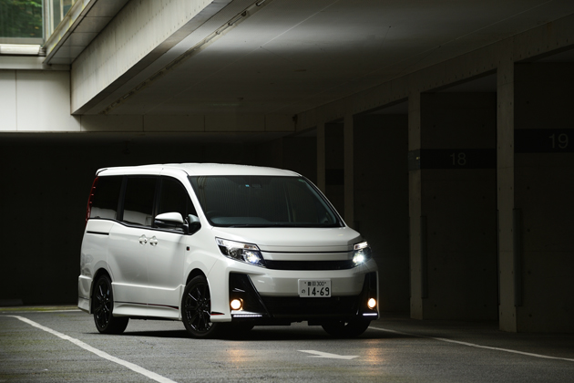 G'sシリーズ初の「2代目モデル」/トヨタ 新型 ヴォクシー・ノア「G's」試乗レポート
