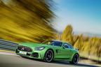 GT3カーのイメージが多数盛り込まれたメルセデス AMG GTのハイスペックモデル、「メルセデス AMG GT R」が登場!