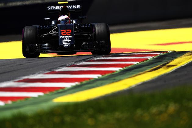 2016 F1 第9戦 オーストリアGP(ホンダ)/予選