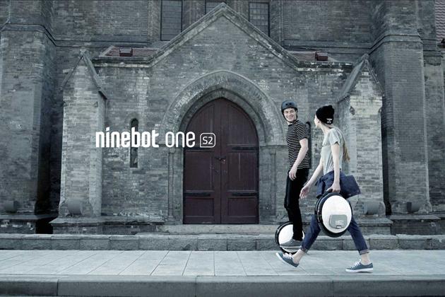 電動一輪車『Ninebot One S2(ナインボット・ワン・エスツー)』