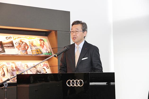 Audi Sport店を全国24店舗で展開
