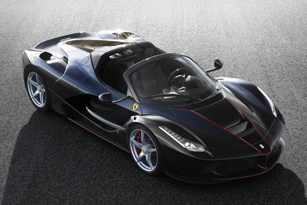 ラ フェラーリ オープン・トップ・バージョン