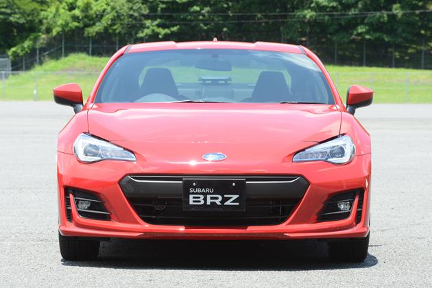 スバル 新型 BRZ S [2016年7月 ビッグマイナーチェンジ]