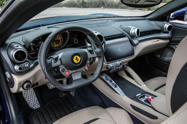 これがフェラーリFFの後継、新型「GTC4ルッソ」のパフォーマンスだ!速攻試乗レポート