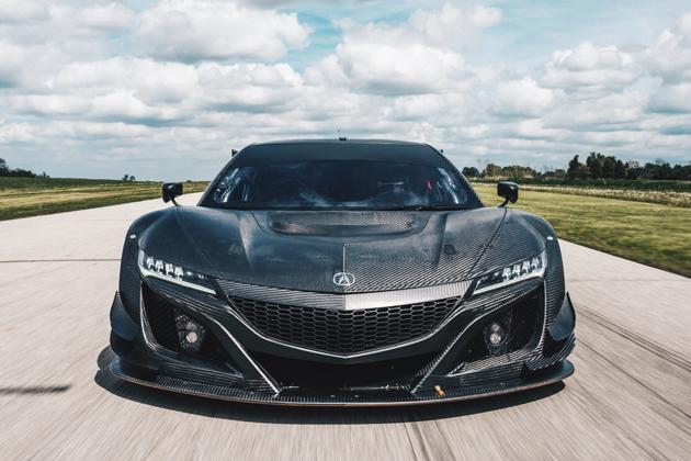アキュラ、2017年シリーズより参戦予定の「NSX GT3」の開発風景を公開