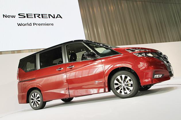 日産 新型セレナ vs トヨタ ヴォクシー どっちが買い!?徹底比較